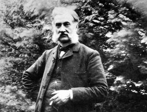 Louis Augustin Le Prince (circa 1890).