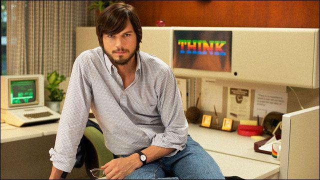 Un esprit riche comme Jobs, par Ashton Kutcher.