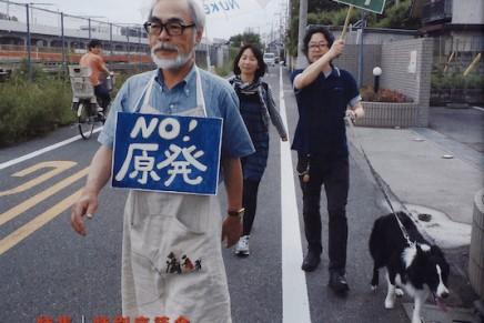 «Genpatsu», le dernier monstre de Miyazaki