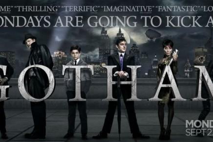 Démarrage laborieux pour «Gotham»