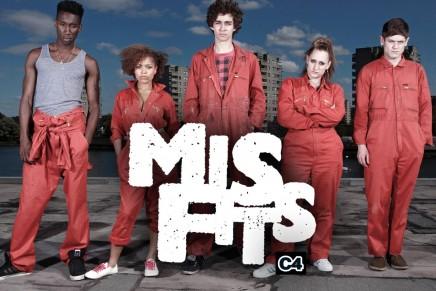 Misfits : le club des cinq cas sociaux