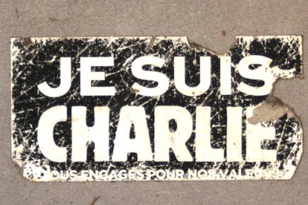 «Je suis Charlie» was a Spartacus moment