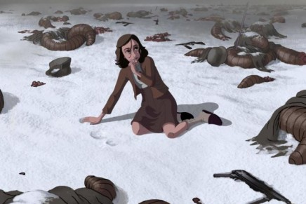 Anne Frank selon Ari Folman
