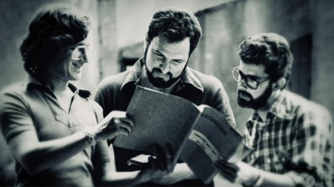 Steven-Spielberg-John-Milius-George-Luca