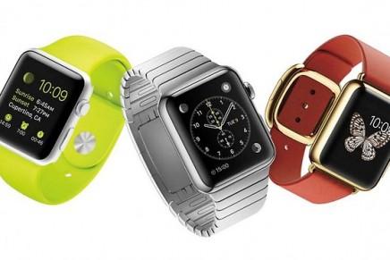 Les Echos a peur de la montre d'Apple