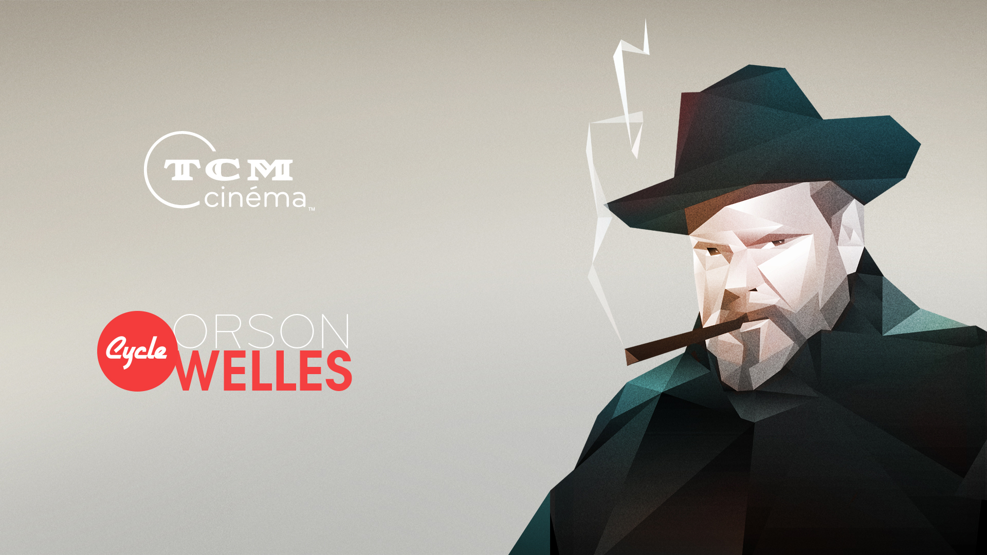 KeyVisual Cycle Orson Welles
