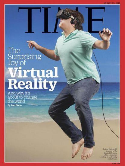 Time Magazine VR