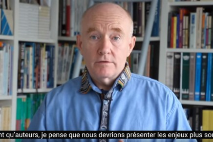 Yves Lavandier : chapeau bas les scénaristes !