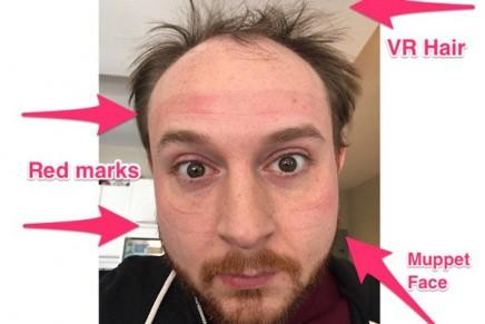Réalité virtuelle : premiers effets secondaires