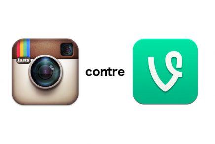 Vine contre Instagram vidéo : qui a gagné ?