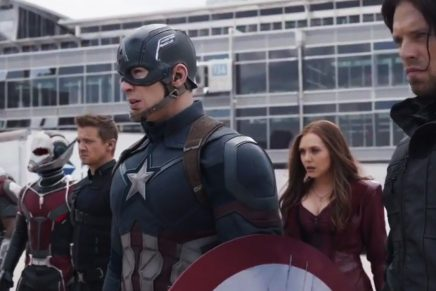 Captain America, Civil War : cape et pas cap'