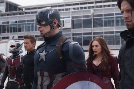 Captain America, Civil War: cape et pas cap'