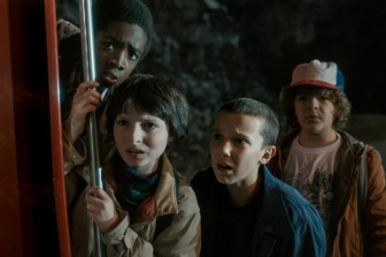 Stranger Things : les copains d'abord