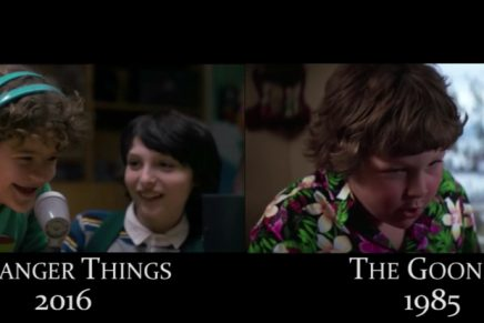 Familiar things in Stranger Things