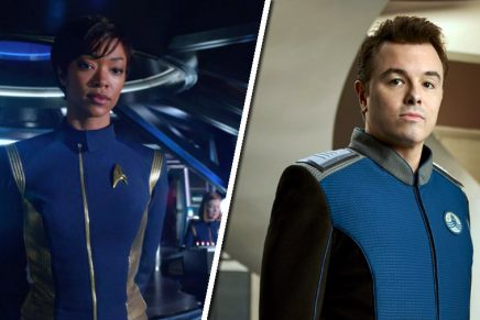 The Orville vs. Star Trek Discovery : match presque nul