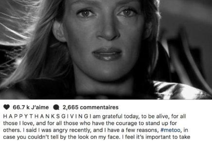 Uma Thurman balance Harvey Weinstein… et Tarantino (New York Times)
