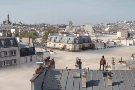 Dans la brume : Paris sous la bombe