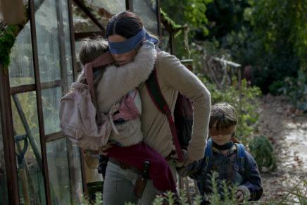 Birdbox : et les enfants d'abord