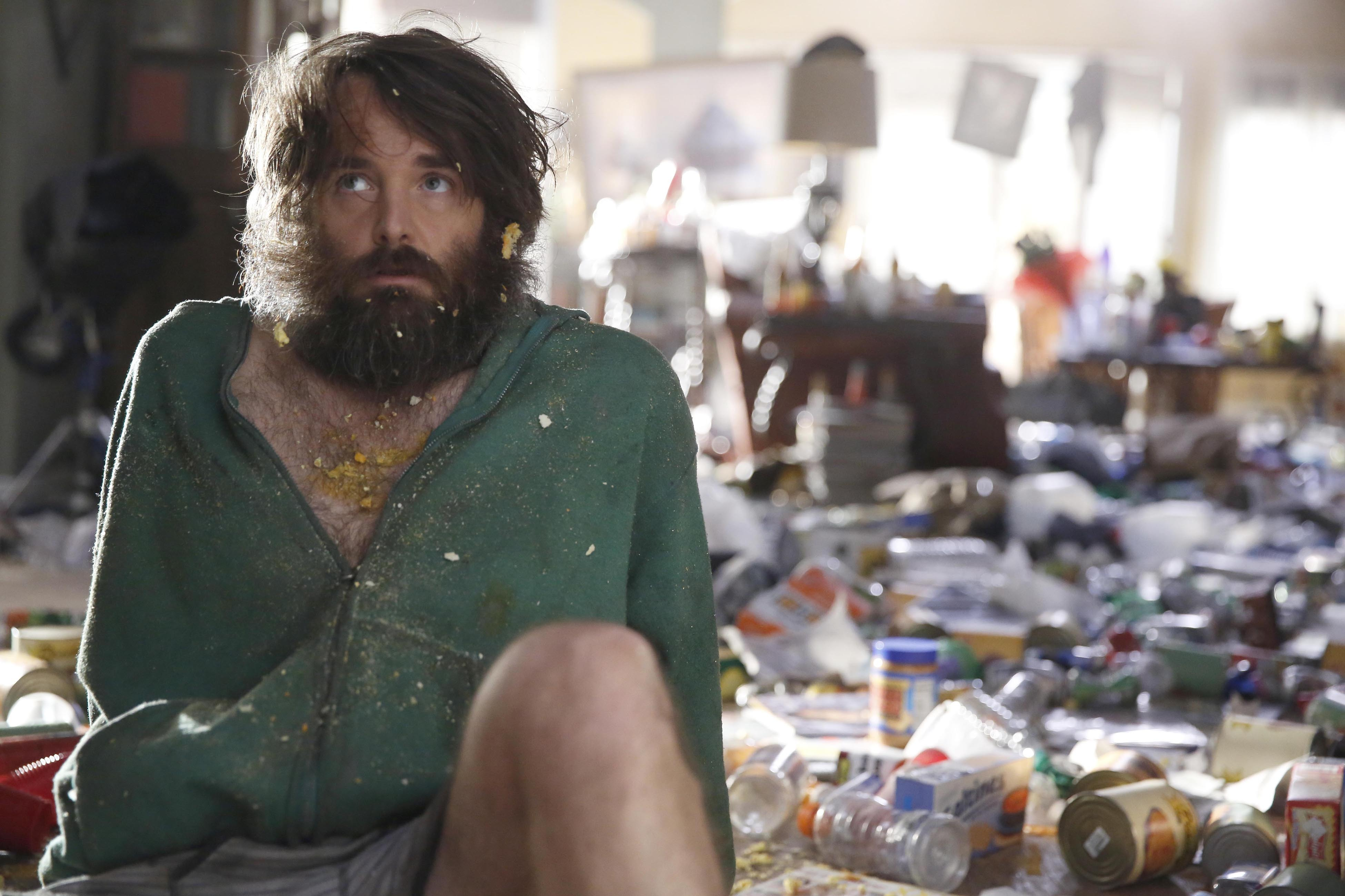 Will Forte as Phil Miller. THE LAST MAN ON EARTH is set for a special One-Hour Season Premiere Event, Sunday, March 1 (9:00-10:00 PM ET/PT) and makes its time period premiere Sunday, March 8 (9:30-10:00 PM ET/PT) on FOX. ©2014 Fox Broadcasting Co. Cr: Jordin Althaus/FOX